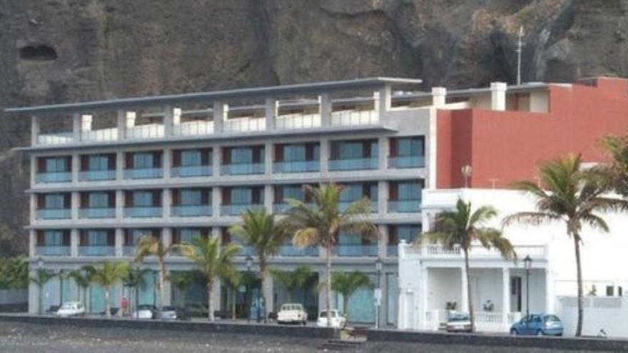 Edificio de Los Tarajales.