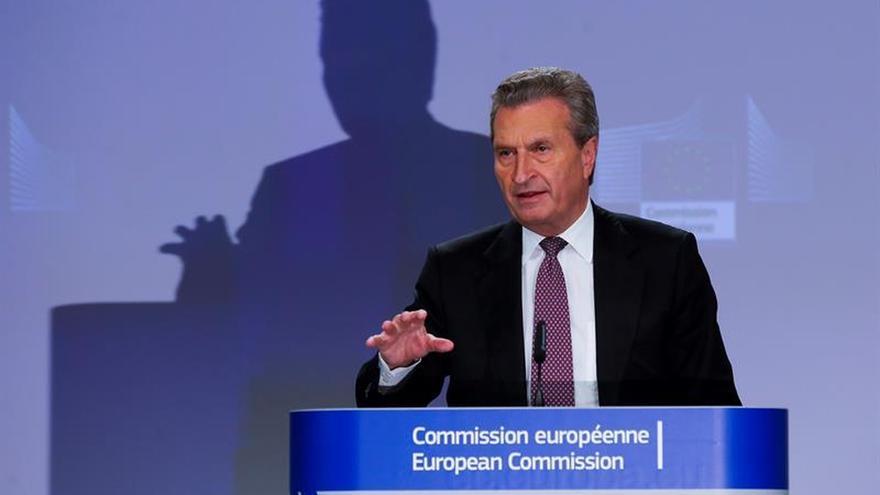 La CE defiende la utilidad del presupuesto de la UE ante una economía menos boyante