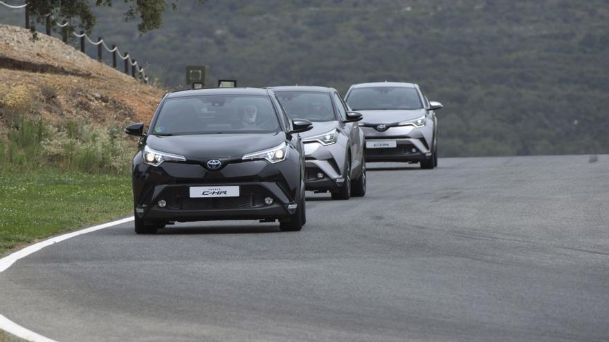 Las 24 Horas Híbridas de Toyota con el C-HR como protagonista.