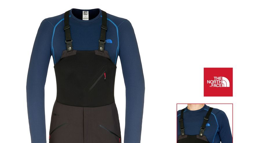 ¡¡Síguenos en Facebook y participa en el sorteo de estos pantalones técnicos The North Face M Kichatna Bib!!