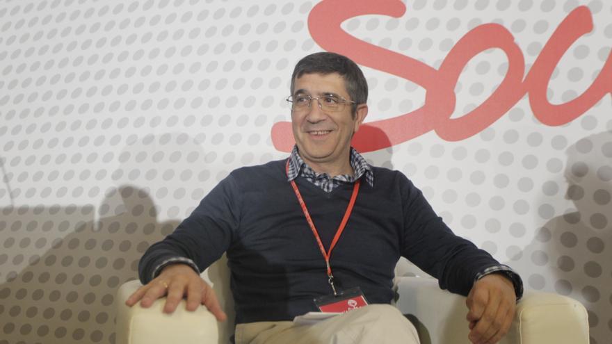 """Patxi López, seguro de que el PSOE ha superado la """"travesía del desierto"""" y que """"toca"""" explicar el proyecto"""