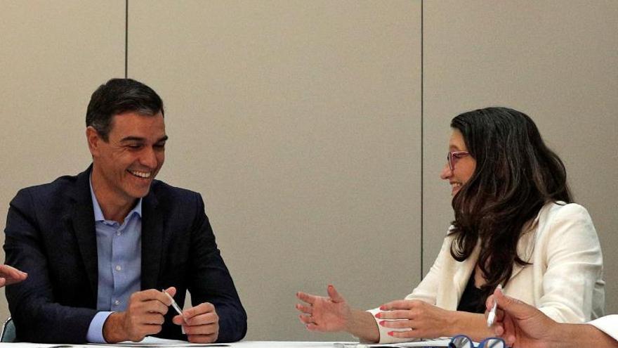 PSOE concretará un documento programático con Compromís para apoyar a Sánchez