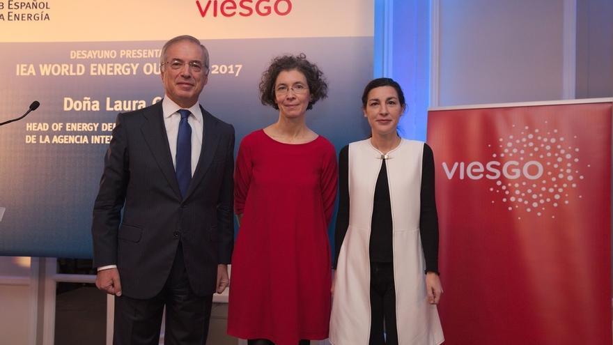 """Antoñanzas cree que la Ley de Cambio Climático y Transición energética """"marcará la agenda"""" en España"""
