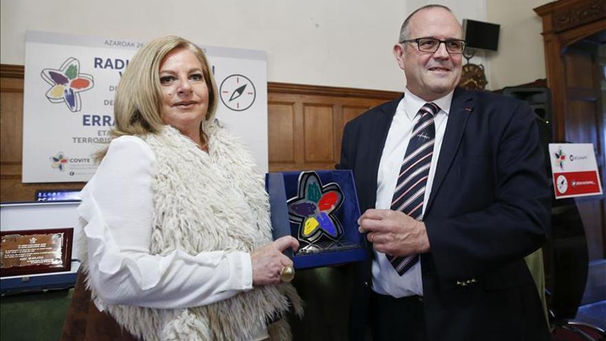 Premiado por Covite el héroe que evitó el atentado del tren Amsterdam-París