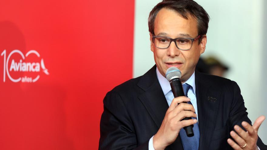 Avianca Holdings designa como nuevo presidente al chileno Adrian Neuhauser