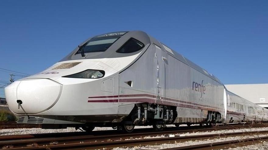 Renfe recupera este lunes la programación habitual entre Huelva y Madrid tras el verano con dos trenes diarios
