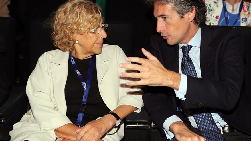 Carmena y De la Serna abordan hoy el futuro urbanístico del norte de Madrid