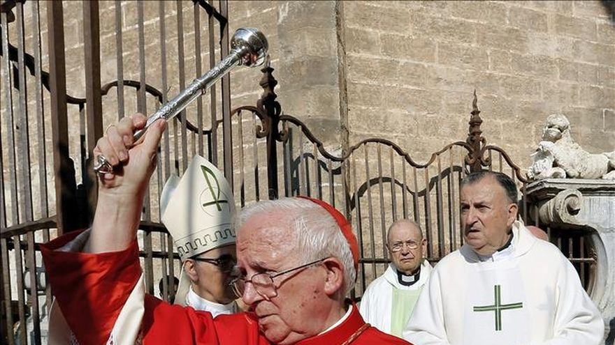 Antonio Cañizares propone vender el patrimonio de la Iglesia para atender a los pobres