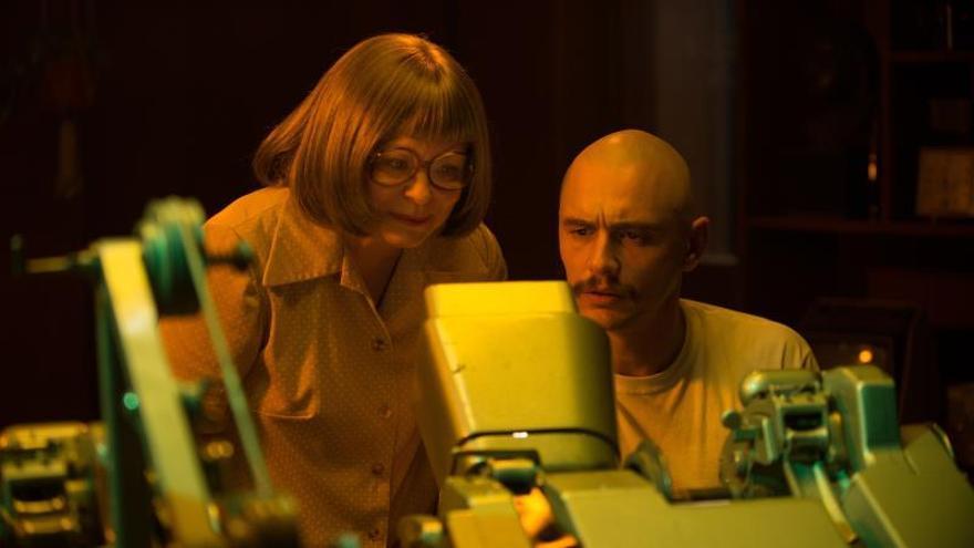 El filme de James Franco no competirá en San Sebastián al estrenarse en Rusia