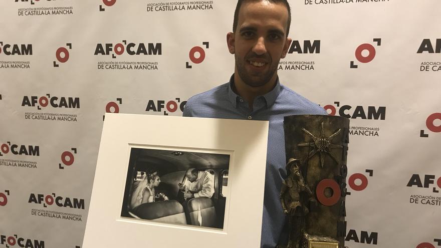Santiago Manzaneque, Premio Especial Quijote 2017