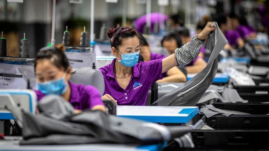 El comercio exterior de China crece un 2,8 % en tres primeros trimestres