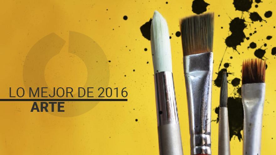 Las 6 inervenciones artísticas que han marcado 2016