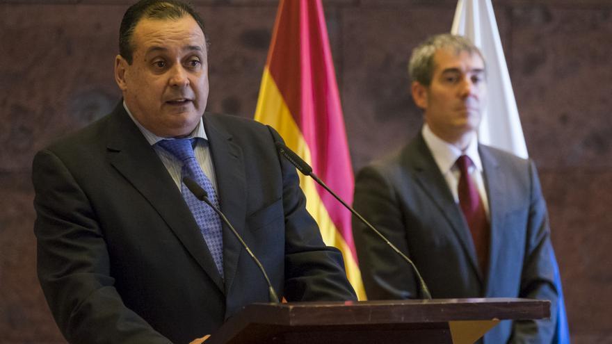 El exdiputado socialista Blas Trujillo ha tomado posesión este martes como nuevo presidente del Consejo Económico y Social de Canarias.