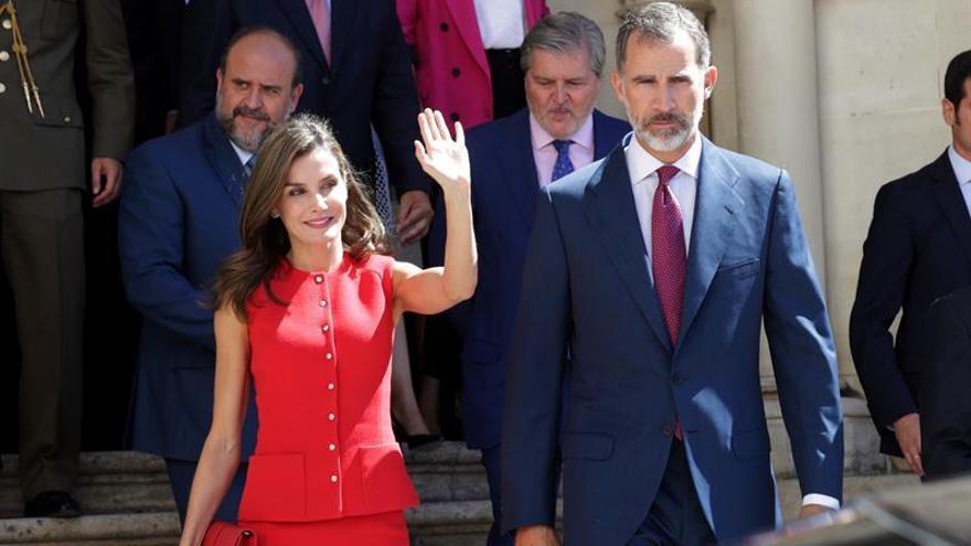 Los Reyes inauguran hoy el Palacio de Congresos de Palma