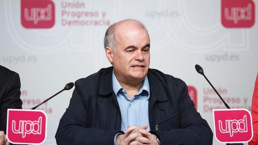 Gorriarán anuncia que no optará a formar parte de la nueva dirección de UPyD
