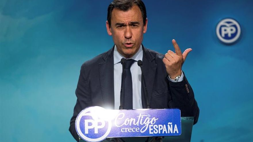Maíllo aboga por que Casado y Martínez Almeida estén en la dirección PP Madrid