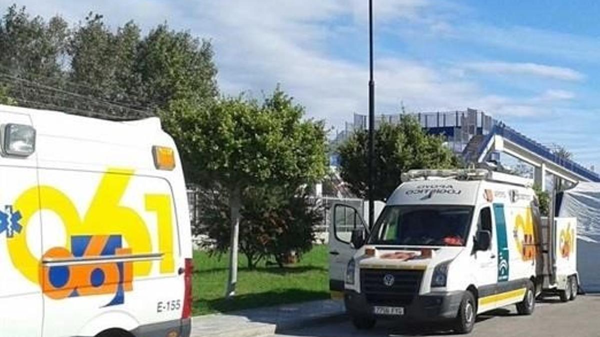Investigan el atropello mortal de una niña de seis años en Roquetas, cuyo conductor fue identificado