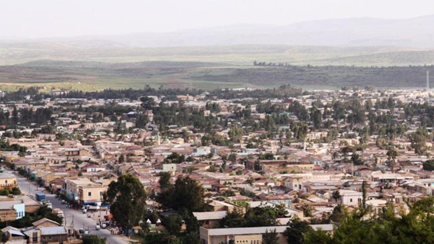 Wukro es una ciudad situada en el norte de Etiopía con 40.000 habitantes.
