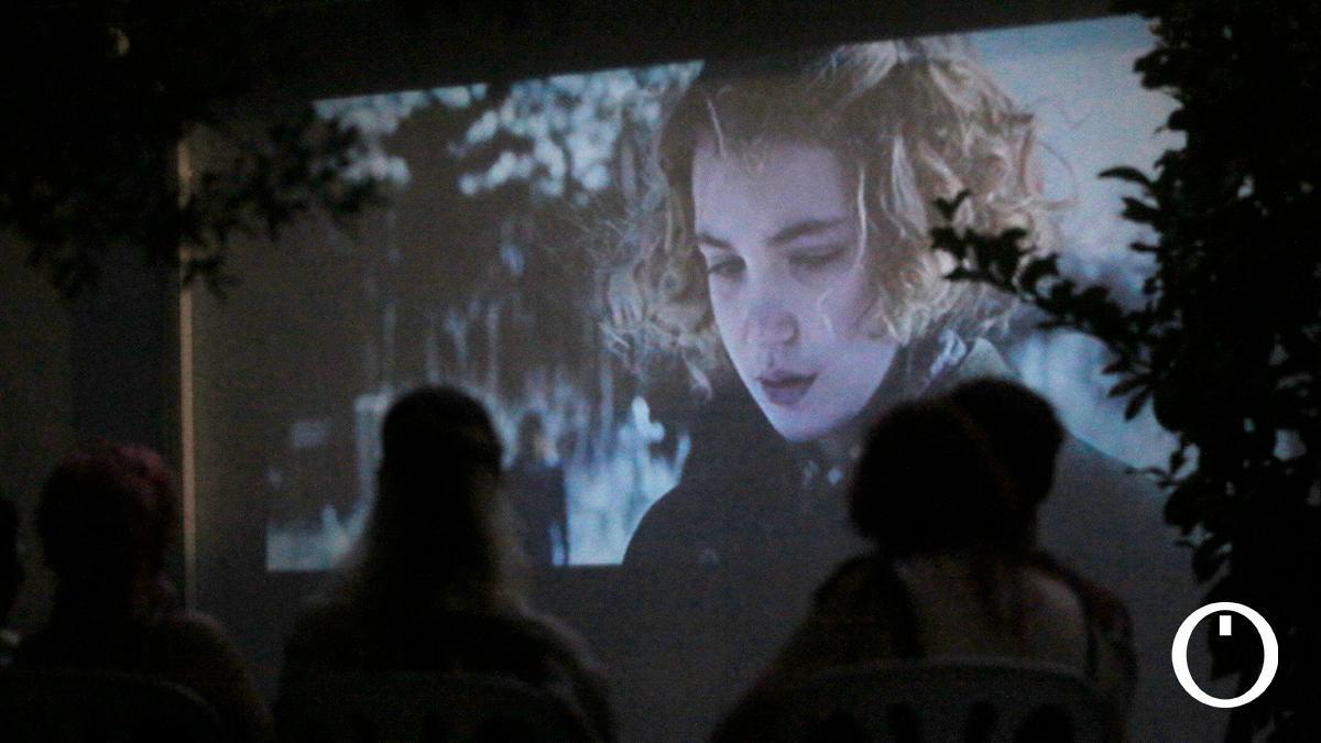 Cine de verano en antiguo colegio Luciana Centeno