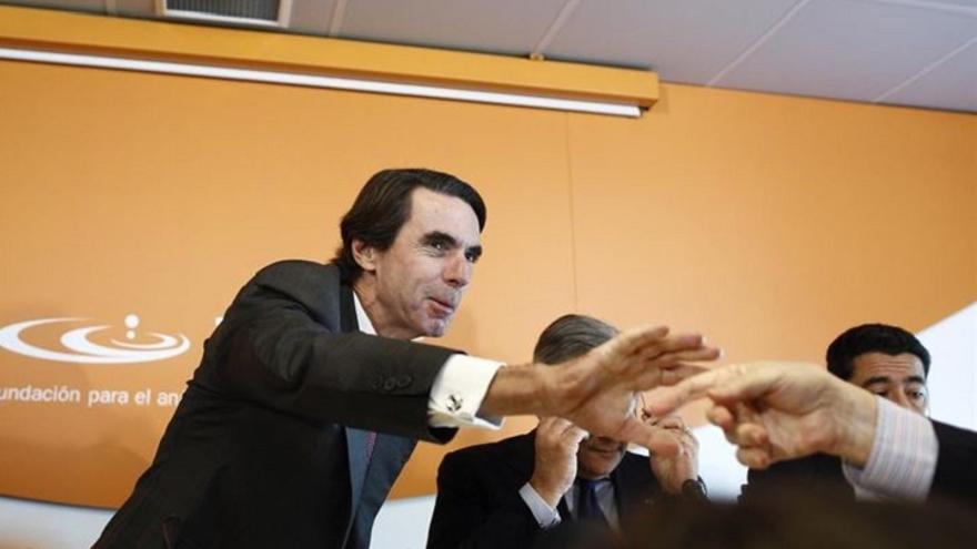 Aznar avisa de los países más corruptos son aquellos donde el populismo ha llegado al poder