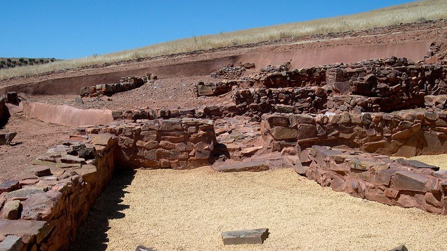 Yacimiento 'Cerro de las Cabezas' en Valdepeñas