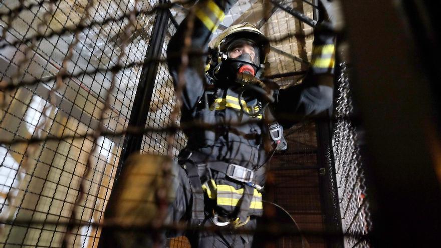 Los bomberos atendieron el año pasado cerca de 1.500 emergencias