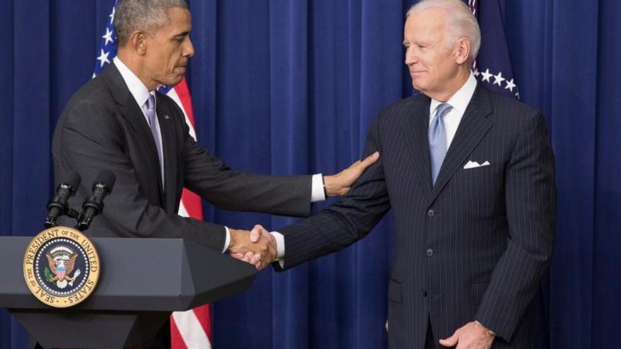 Obama firma una ley millonaria de inversiones contra el cáncer y la epidemia de heroína