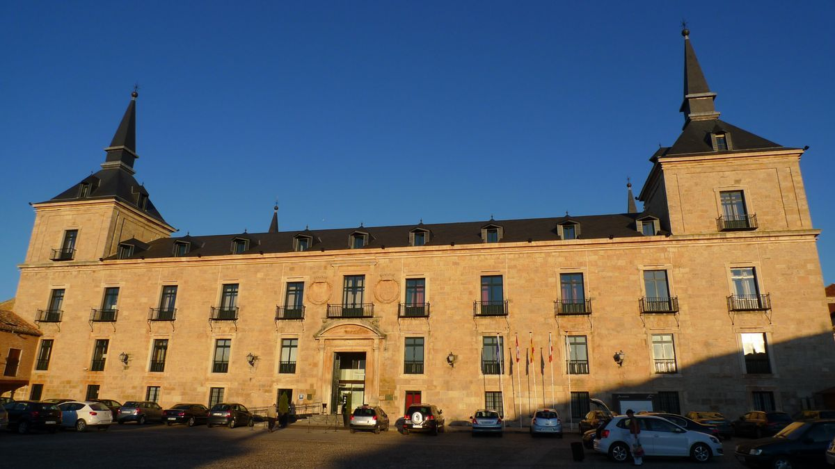 El edificio donde hoy se ubica el Parador de Lerma fue un campo de concentración franquista entre 1937 y 1939