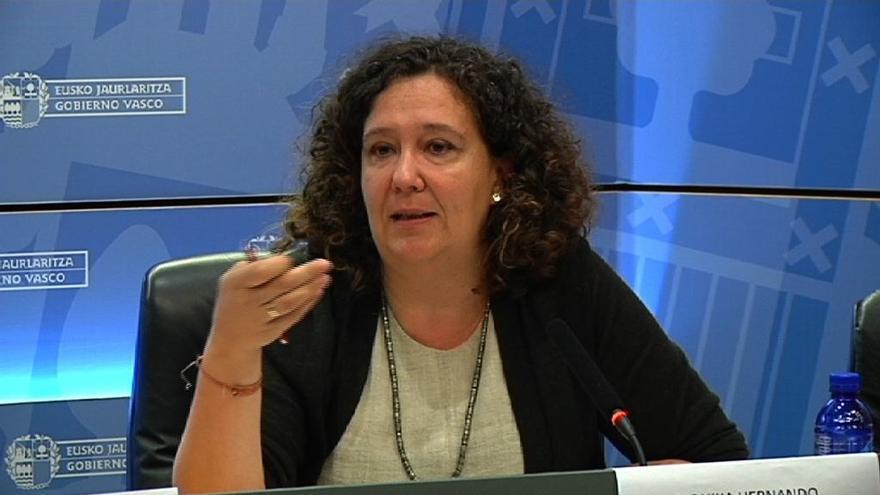 """Euskadi expone en Bruselas sus políticas para afrontar el fenómeno migratorio de forma """"ordenada y solidaria"""""""