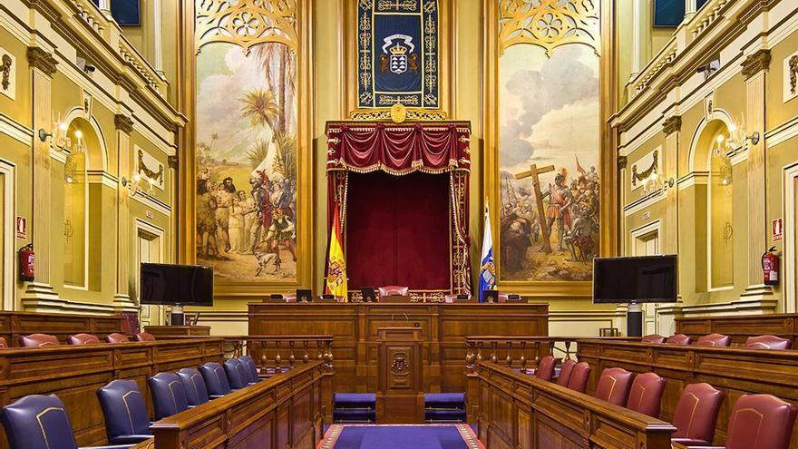 Parlamento de Canarias. (Parcan).