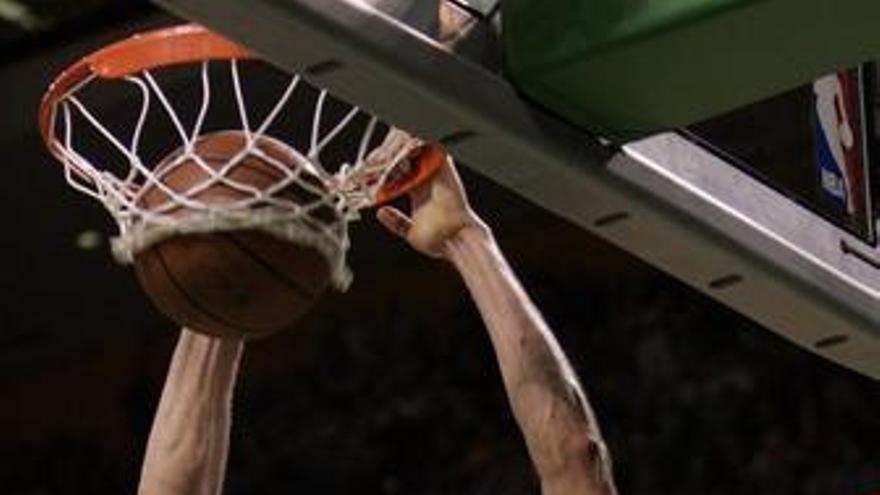 Pau Gasol de los Lakers