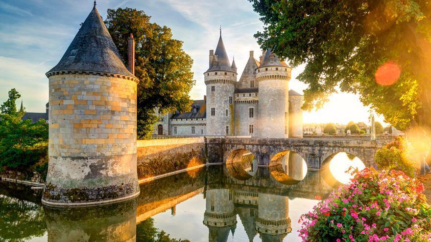 La mayor parte de los castillos del Loira fueron edificados entre los siglos XV y XVI.