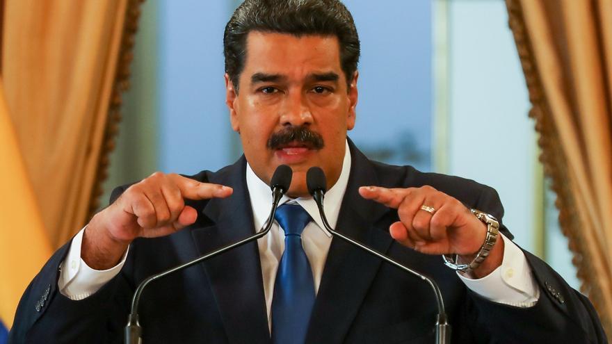 Maduro llama a los militantes chavistas a postular candidatos para elecciones