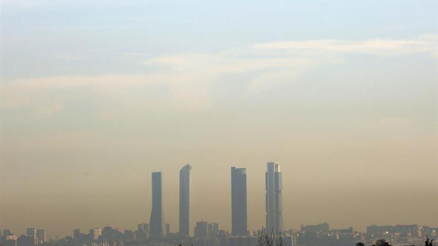 Bruselas advierte a España por la mala calidad del aire en Madrid y Barcelona