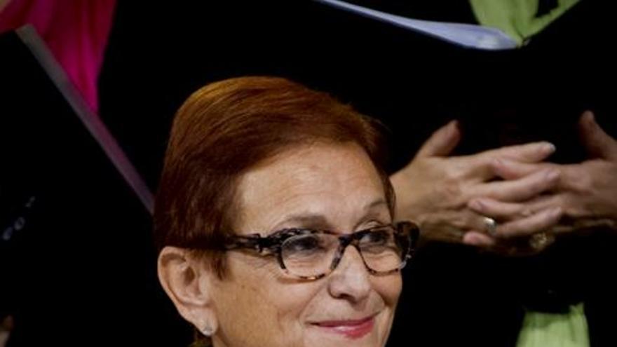 María Luisa Ruiz, premio a la Trayectoria Profesional