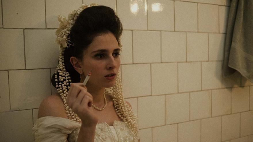 Carol Duarte es Eurídice, una mujer que ha perdido a su hermana