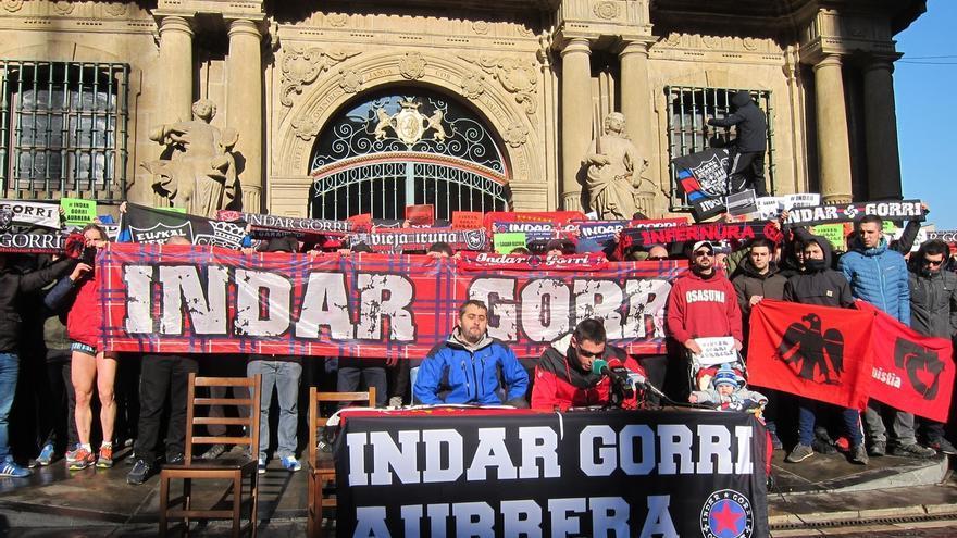 """Indar Gorri califica de """"montaje policial y judicial"""" la detención de 18 de sus miembros"""