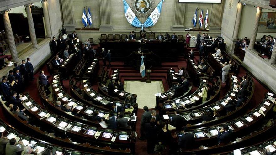 El Congreso de Guatemala retira la inmunidad a un magistrado acusado de corrupción