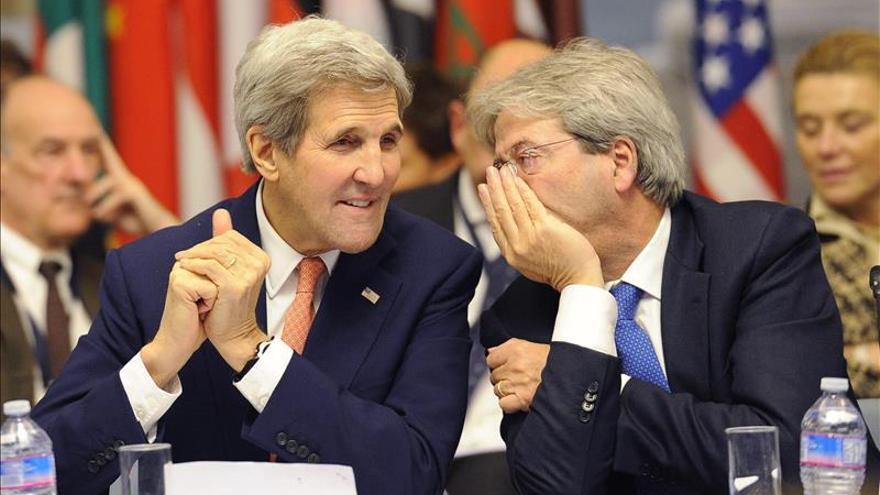 Kerry anima a formar un Gobierno unido en Libia para frenar a los extremistas