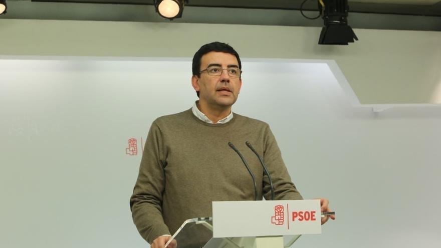 Portavoz Gestora del PSOE dice que no hay ninguna decisión tomada sobre si el PSC podrá votar en primarias