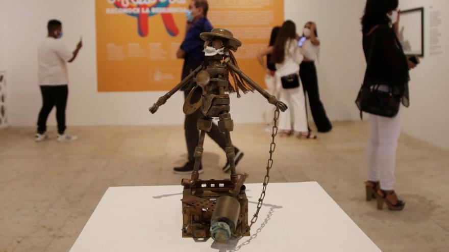 La Cooperación Española reabre en Cartagena con una exposición artística