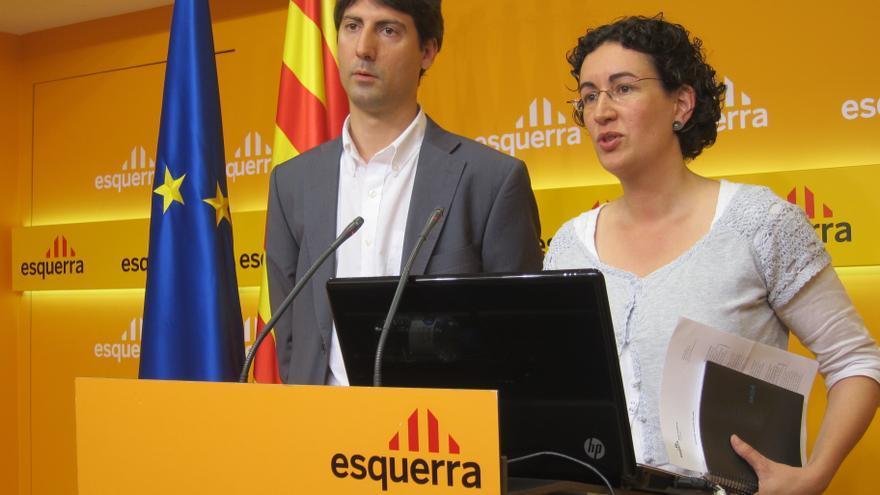 Bildu, ERC, CUP y SI se reúnen para abordar la posibilidad de concurrir juntos a las europeas