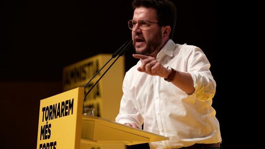 ERC exige una mesa de negociación para abstenerse en la investidura