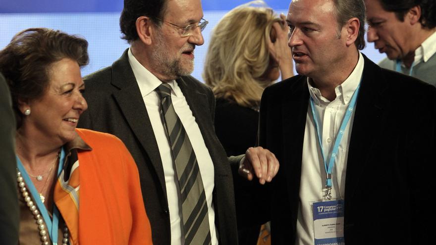 Mariano Rajoy Alberto Fabra