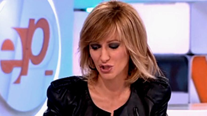 Isabel Pantoja lloró ante los directivos de Telecinco para que no rompieran su contrato millonario
