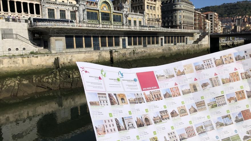 El Festival de Arquitectura Open House Bilbao recibe más de 33.000 visitas en su tercera edición