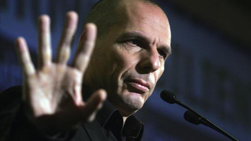 El ex ministro de Finanzas griego Yanis Varufakis./ Efe