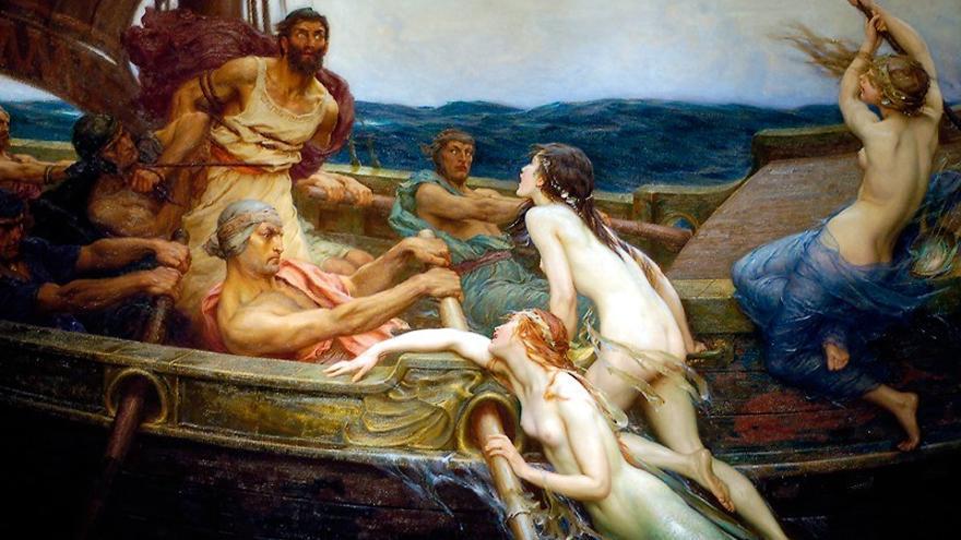 Ulises y los cantos de sirena