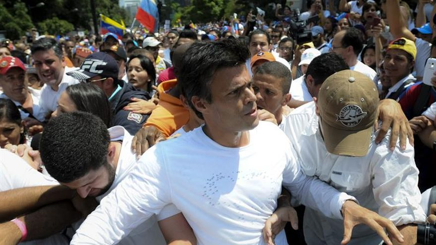 La defensa de Leopoldo López confirma que la audiencia de apelación será el jueves