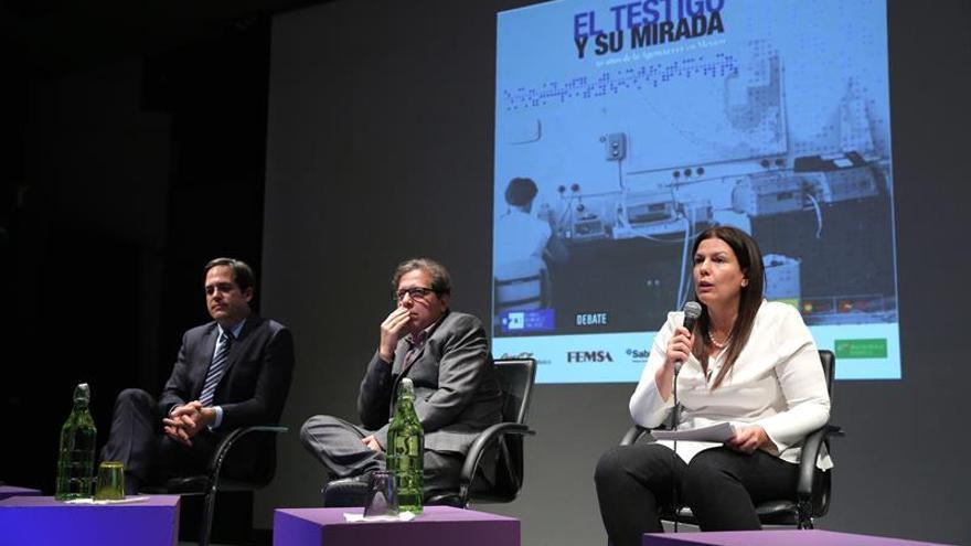 Efe celebra 50 años en México con un libro que conmemora su papel en el país